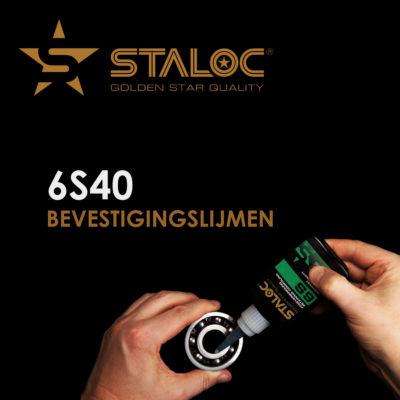 STALOC 6S40 High-strength, Hitte Bestendige Bevestigingslijm