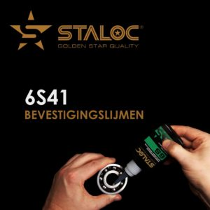 STALOC 6S41 Medium-strength, Bevestigingslijm