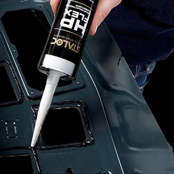 STALOC HP Flex – Kit black