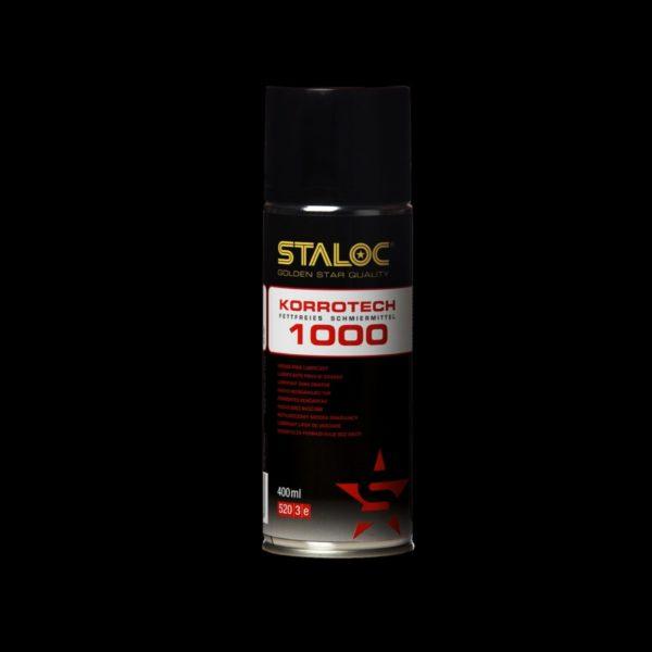 STALOC KORROTECH 1000 – ANTICORROSIVE grease-free lubricant – anticorrosief, vetvrij smeermiddel