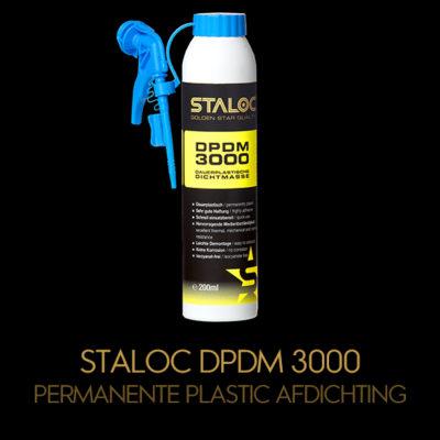 Permanente Plastic Afdichting (DPDM 3000)