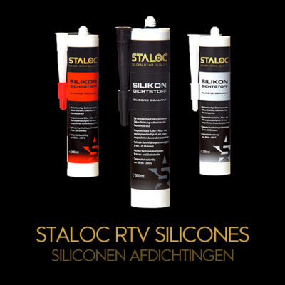 RTV Siliconen Afdichtingen